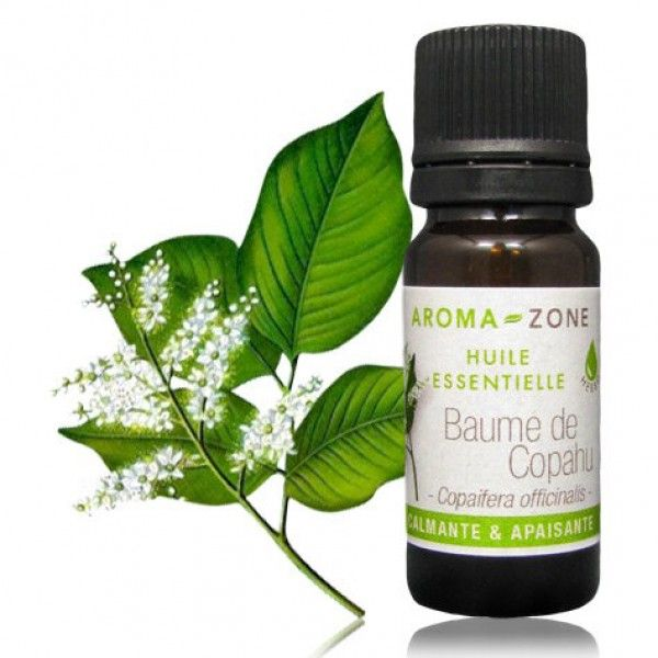 Ulei esential de copaiba - puritate 100% - 10 ml