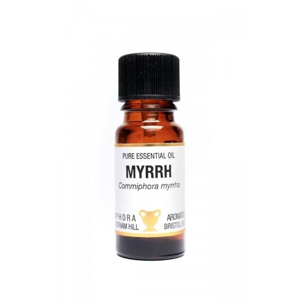 Ulei esential de smirna distilata cu aburi - puritate 100% - 10 ml